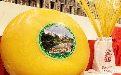 Сыр «Алтайский»