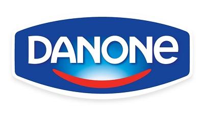 Danone меняет логотип