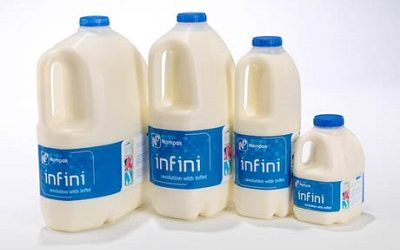 «Барнаульский молочный комбинат» начал разливать молоко в «семейную» упакову