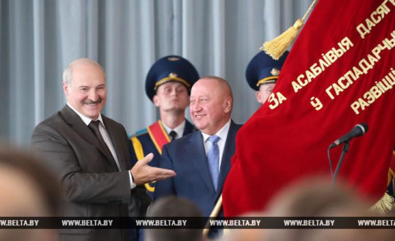Почетное государственное знамя Беларуси