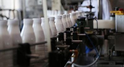 Поставки молочной продукции