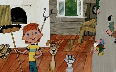 «Перекресток» заплатит «Союзмультфильму» 25 тыс руб за «простоквашинские бренды»