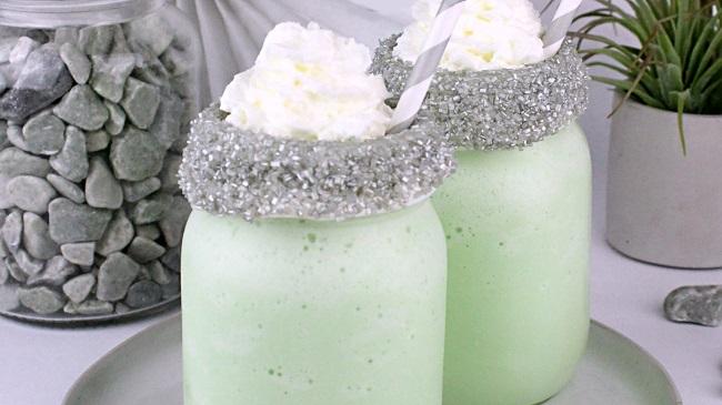 Молочный коктейль «Тала-Сирен» с планеты Эч-То