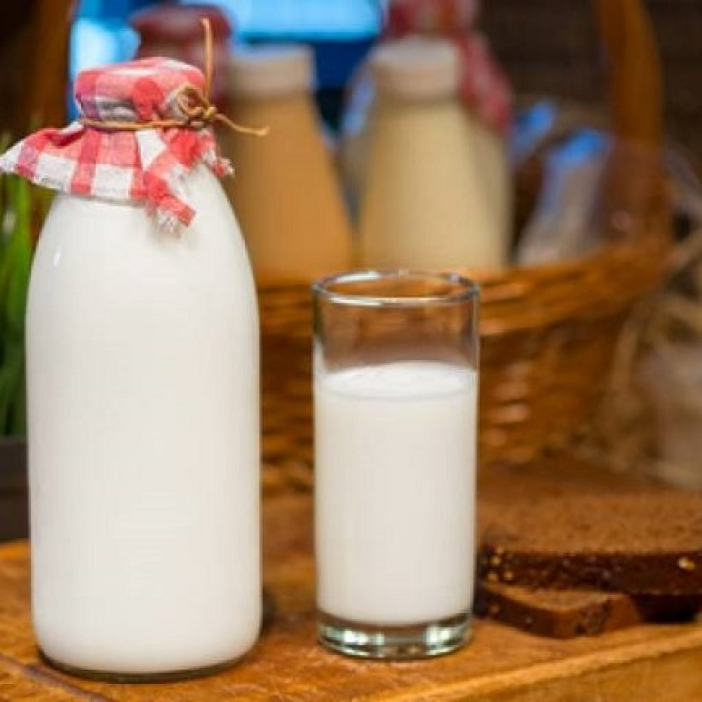 переработка молока