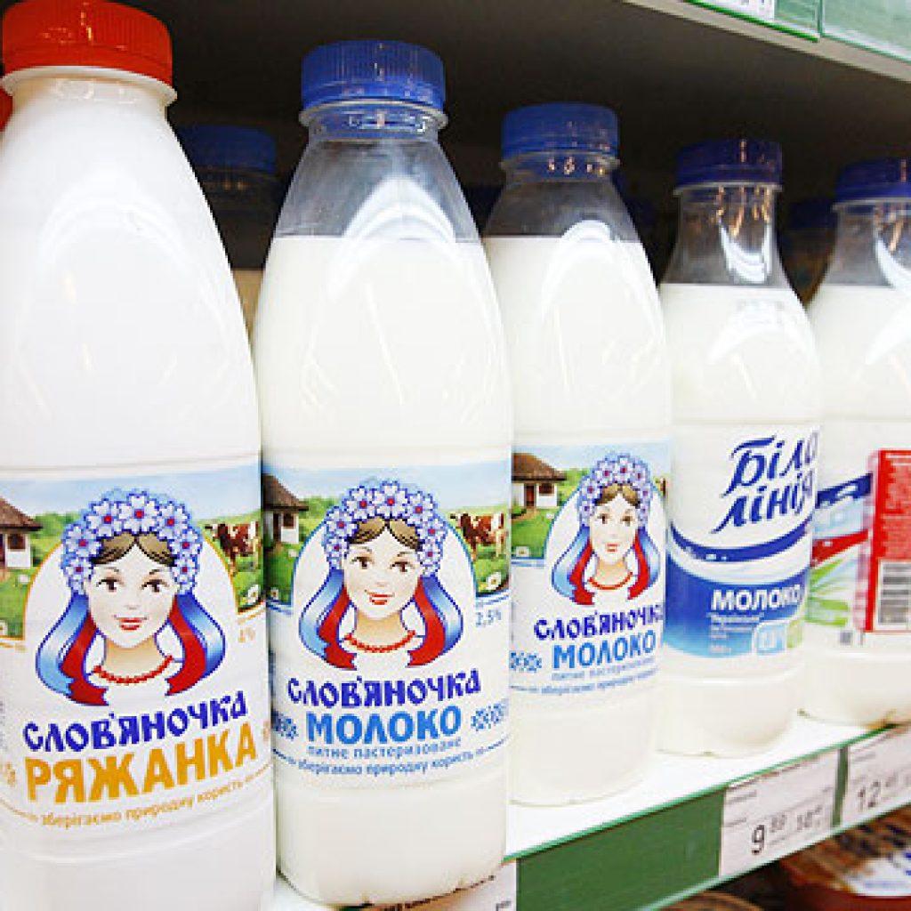 Украинское молоко