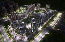 В День города новоселы получили ключи от квартир в домах «Марина-3» и «Марина-4»