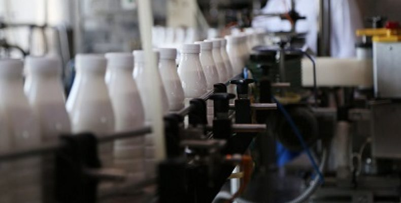 Беларусь вынуждена поставлять в РФ дешевую молочную продукцию
