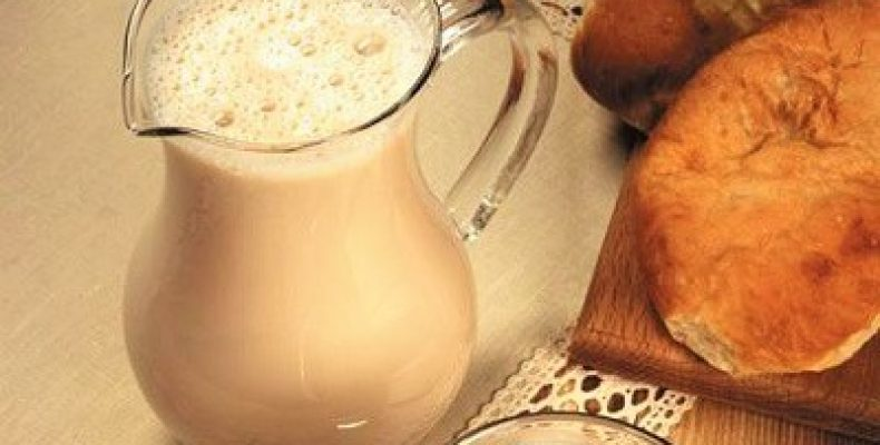 Как самому сделать молоко топленым