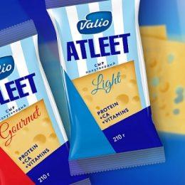 Valio: в Московской области будут производить сыр в мягкой упаковке
