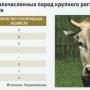 Сохранение генетических ресурсов в России