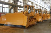 Производство сельхозтехники запустили в Орле на базе разорившегося завода «Дормаш»