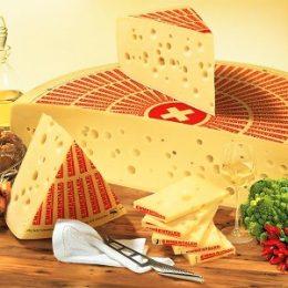 Сыр «Швейцарский»