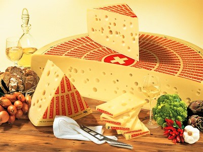 """Швейцарский"" сыр"