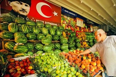 Турция экспорт