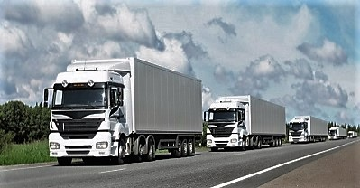 Перевозка скоропортящихся продуктов