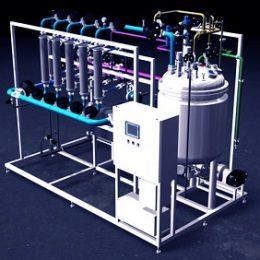 Мембранная фильтрация молока