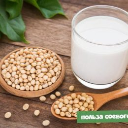 Что такое соевое молоко? Соевое молоко: польза или вред?