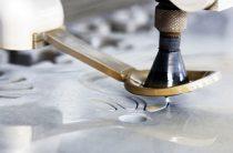Где используется гидроабразивная резка?