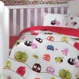 Как выбрать детское постельное белье
