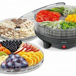 Критерии выбора сушилки для овощей и фруктов