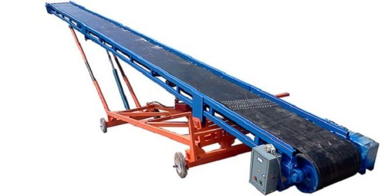 Ленточный конвейер: виды, сферы применения, преимущества