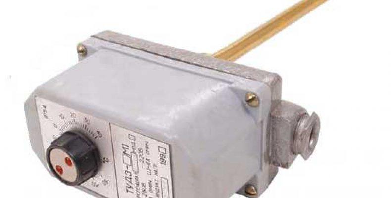 Устройства терморегулирующие ТУДЭ
