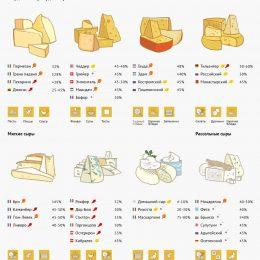 Виды сыров. Использование, хранение, сорта и вкус. Классификация и ассортимент сыров